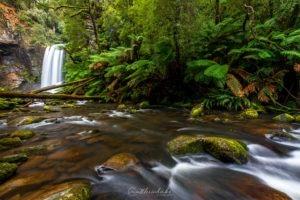 hopetoun falls victoria landscape photograph