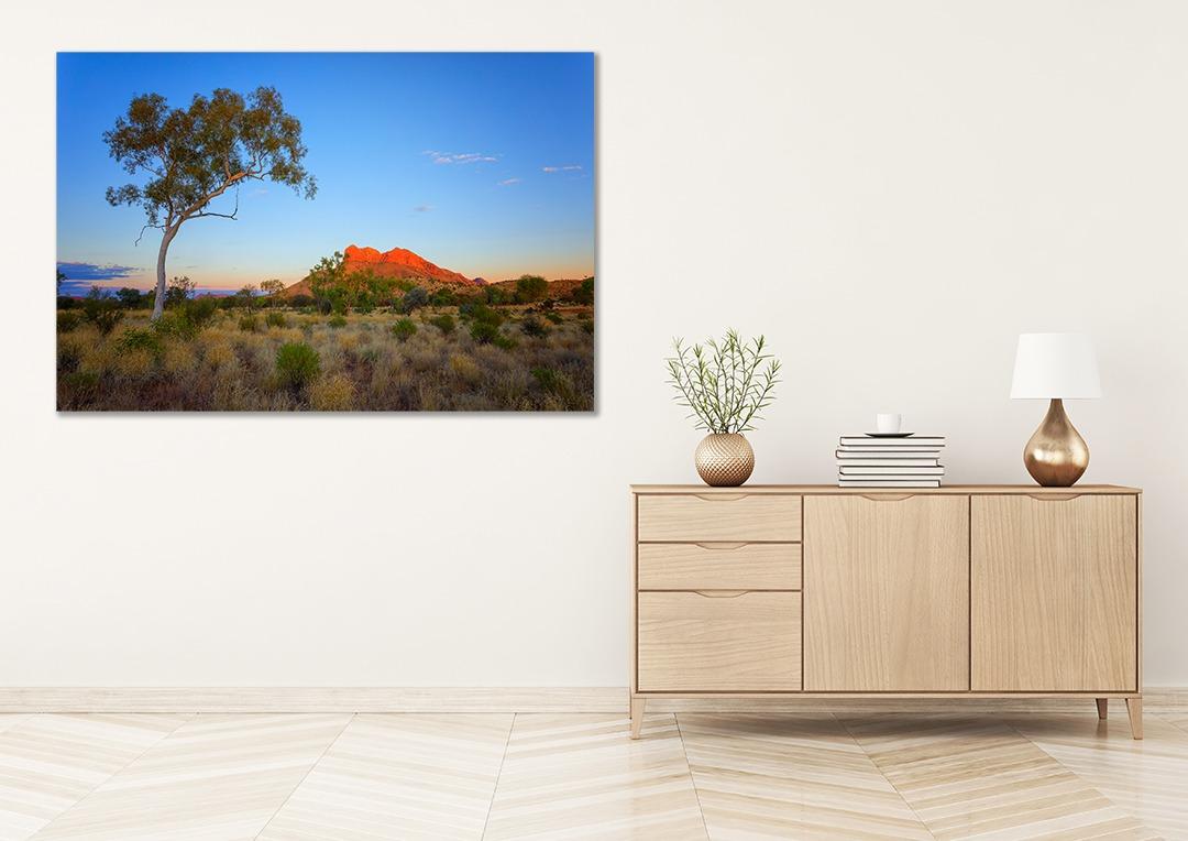 Haast Bluff Living Room web landscape photograph