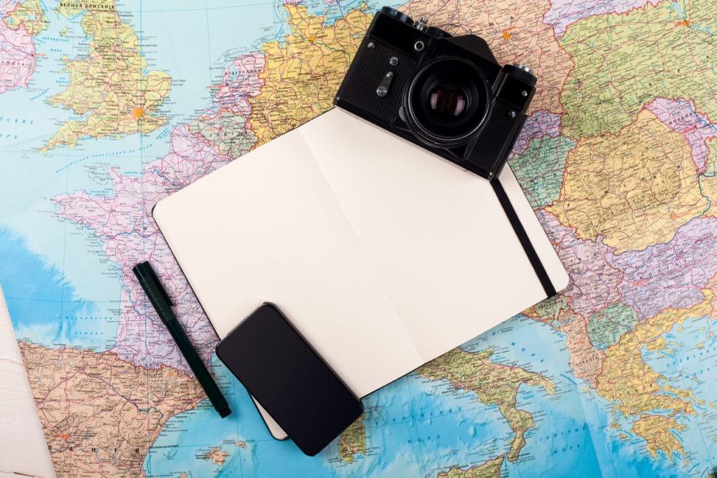travel landscape photography planning location