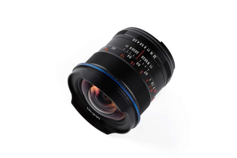 Laowa 12mm f/2.8 Zero-D Lens