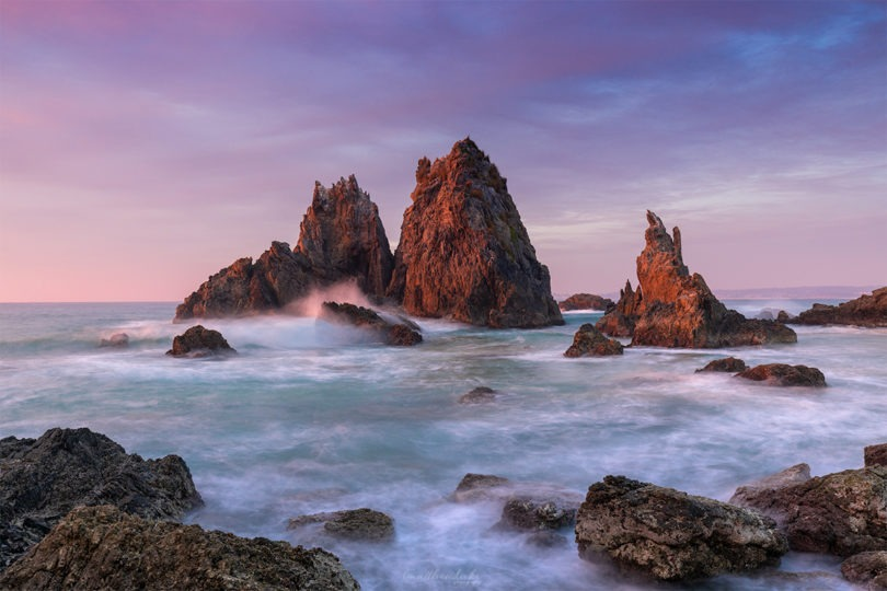 Camel Rock Sunrise - Landscape - Matthew Duke Photography