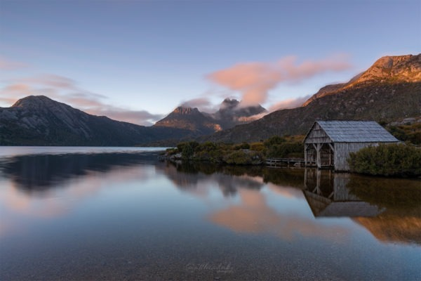 Cradle Mountain Sunrise (Dove Lake) - Matthew Duke Landscape Photography